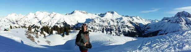 St. Anton am Arlberg - [! skireport_firsthandpost_pagetitle ] - © fernandosanfizcarvajal