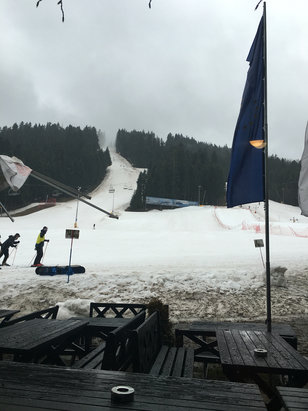 Borovets - [! skireport_firsthandpost_pagetitle ] - © Rob's iPhone