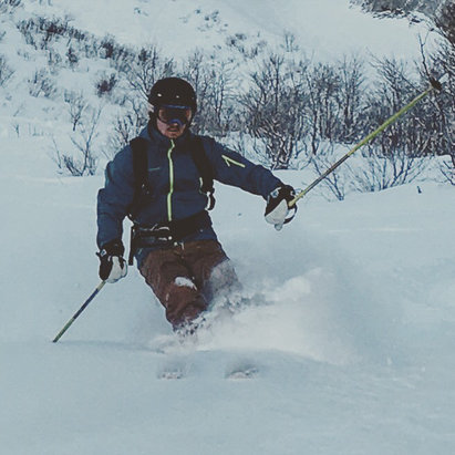Engelberg - 30 cm powder came during the night 23rd feb. Epic conditions     - © Johnster