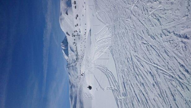 La Plagne - [! skireport_firsthandpost_pagetitle ] - © slu2906