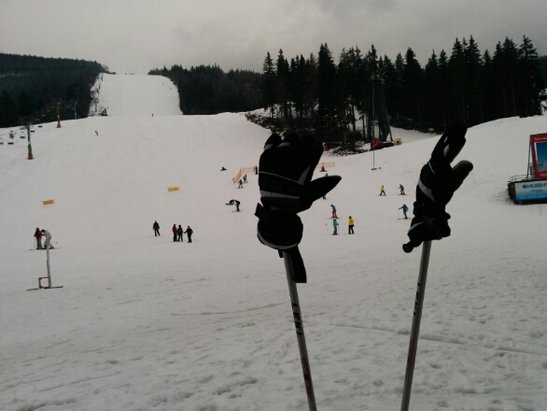 Špindlerův Mlýn - [! skireport_firsthandpost_pagetitle ] - © giladgrinsh