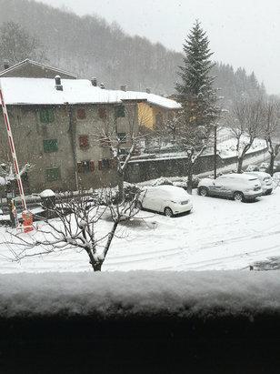 Abetone - Ore 09:20 - © iPhone di Tiziano