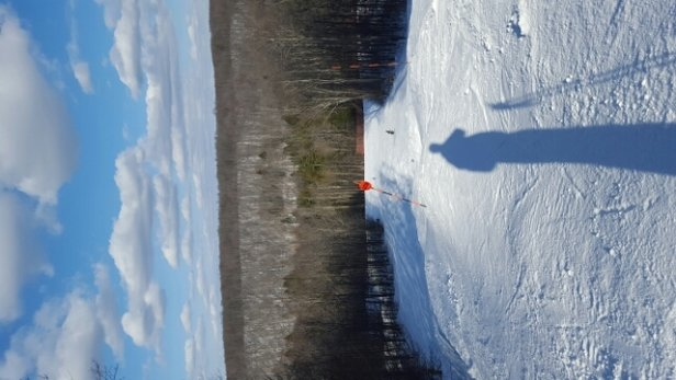 Shanty Creek Resorts – Schuss Mountain - It was a great day (Saturday march 5th)with some fresh snow (.5-2
