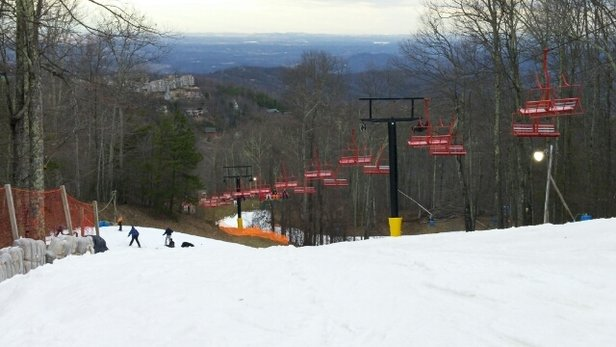 Ober Gatlinburg Ski Resort - Firsthand Ski Report - ©sullivancom