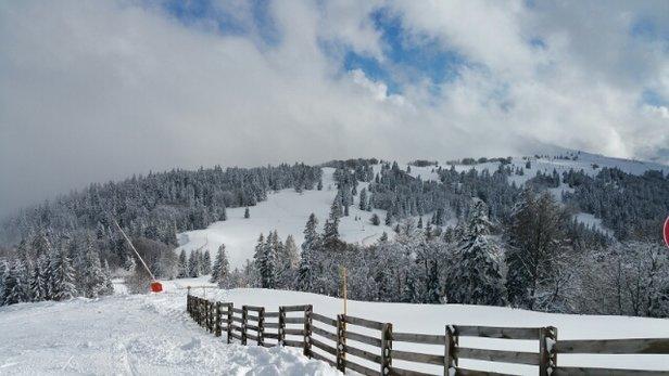 Métabief Mont d'Or - très bon samdi pacer ;) - © toufoubabas