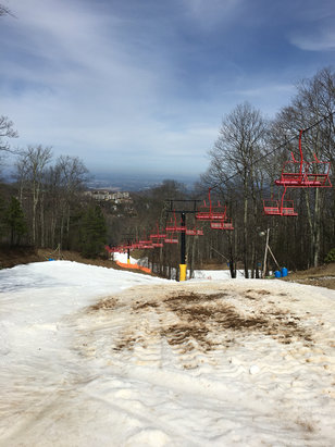Ober Gatlinburg Ski Resort - :/ - © iPhone