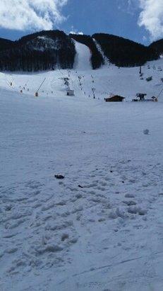 Campo Felice - Rocca di Cambio - [! skireport_firsthandpost_pagetitle ] - © Oggi giornata stupenda!!