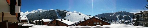 La Clusaz - Yes, bonne neige ! - © vincenhov