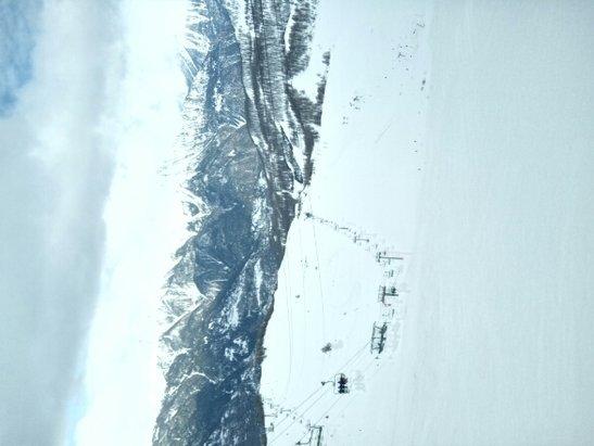Serre Chevalier - bon séjour mais neige moyenne - © fouyat.jimmyy
