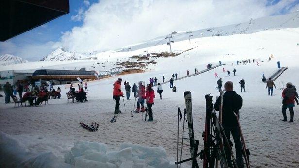 Mount Cheget - [! skireport_firsthandpost_pagetitle ] - © kello.csaba