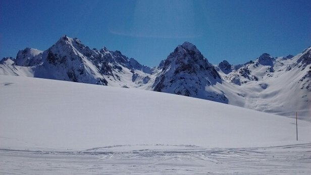 Grand Tourmalet (La Mongie / Barèges) - journée au top !! - © fredoski