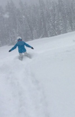 Beaver Creek - Great powder day!!