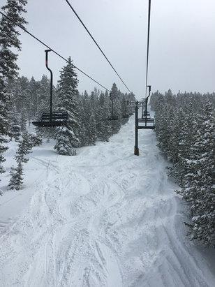 Winter Park Resort - Firsthand Ski Report - ©Jasper's iPhone