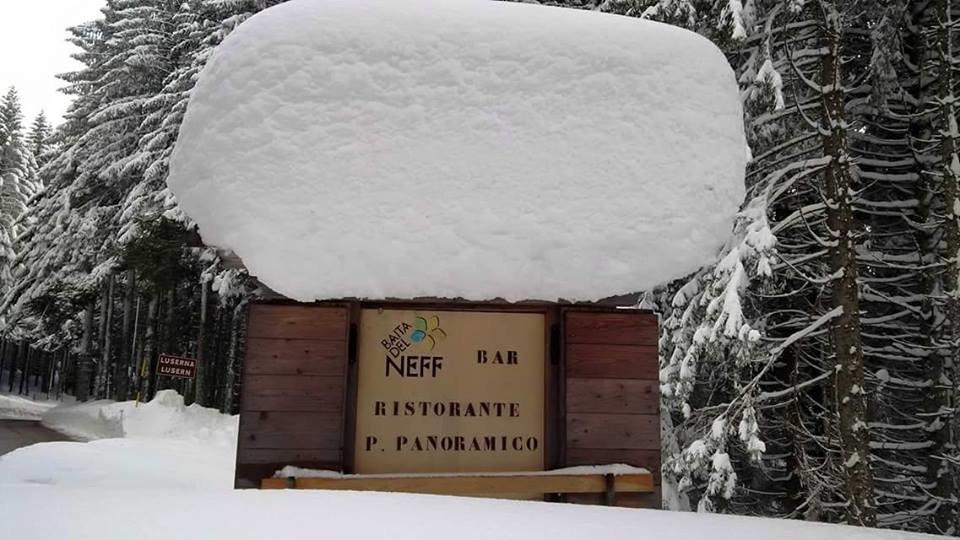 Alpe Cimbra - Folgaria Lavarone Luserna 06.03.16 - © Alpe Cimbra - Folgaria Lavarone Luserna Facebook