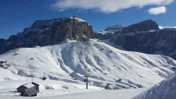 Canazei - Belvedere - ©Recensioni e foto postate dagli utenti tramite l'app di Skiinfo Neve & Sci