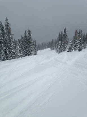 Winter Park Resort - Off the Panoramic Lift an hour ago  - ©Douglas's iPhone