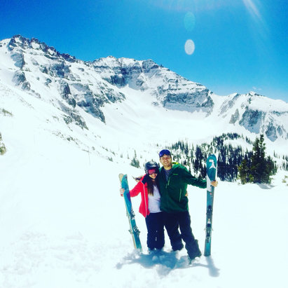 Telluride - Great end to the season! Best closing day I've ever skied! - © Michael Galanti's iPhone