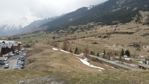 Val Cenis Vanoise - dépêchez-vous ça fond !  - © sletou