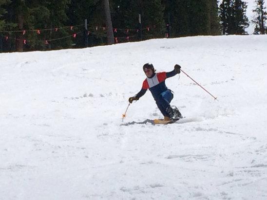Arapahoe Basin Ski Area - Firsthand Ski Report - ©Taylor Leege's iPhone