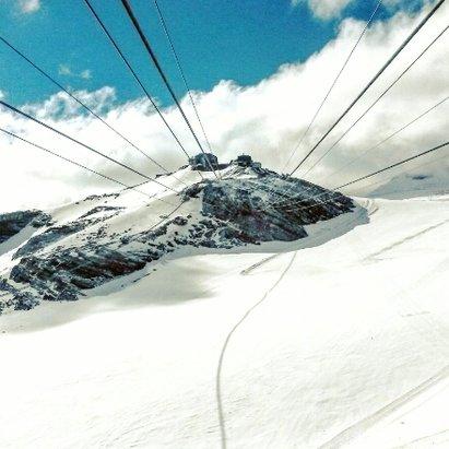 Passo Stelvio - [! skireport_firsthandpost_pagetitle ] - © ernesto.sangalli
