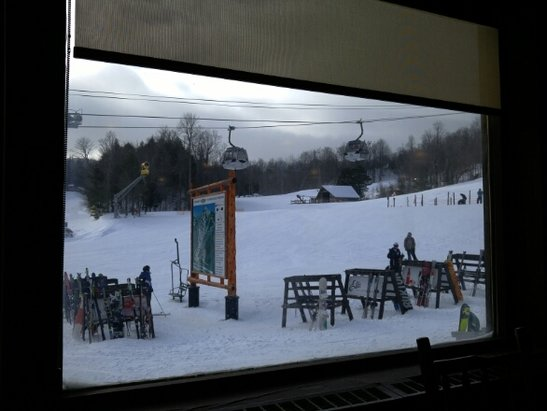 Whiteface Mountain Resort - Base Jan 2016 - © anonymous user