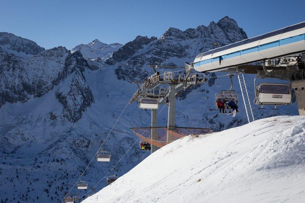 Adamello Ski Pontedilegno - Tonale - © Adamello Ski Pontedilegno - Tonale Facebook