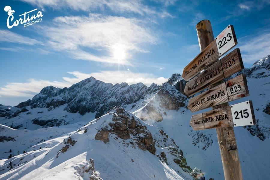 Cortina - ©Cortina d'Ampezzo Facebook