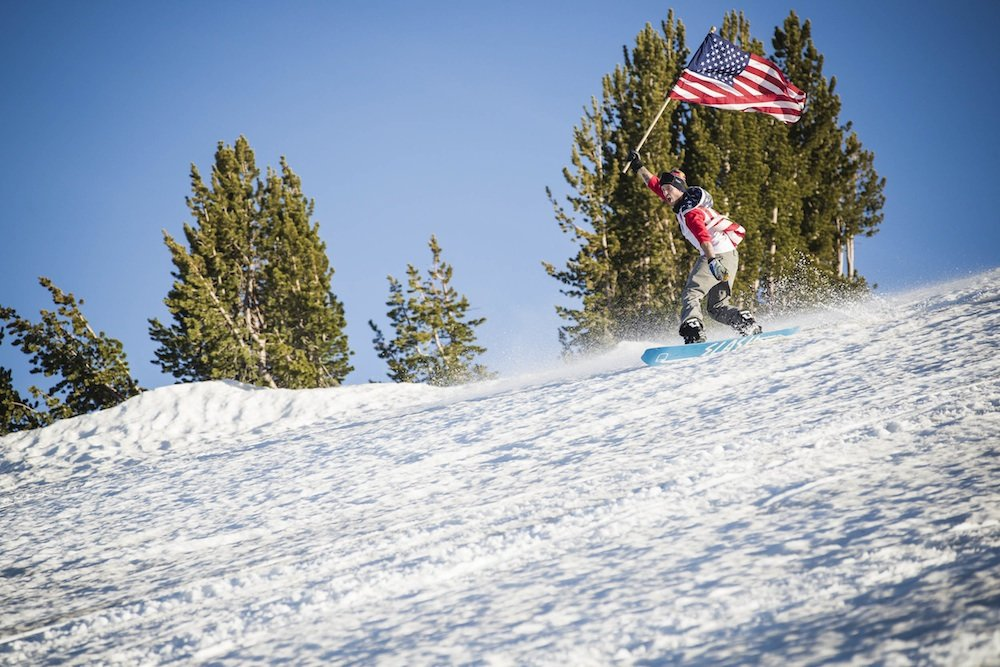 Mammoth Mountain lasts till the 4th of July. - © Peter Morning/MMSA
