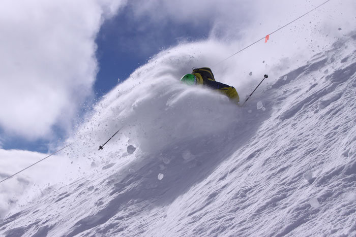 It's the Biggest Skiing in America, but it's not just the stats that are giant. - © Lonnie Ball