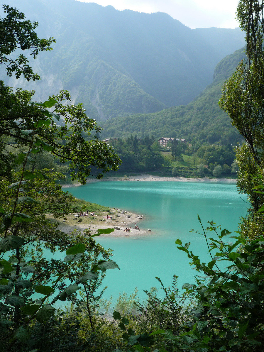 Lago di Tenno nördlich des Gradasees  - ©Armin Herb