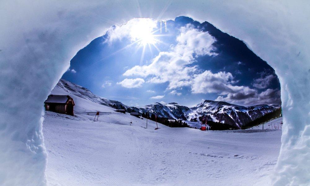 Val di Fiemme - © Scuola Sci Pampeago Facebook