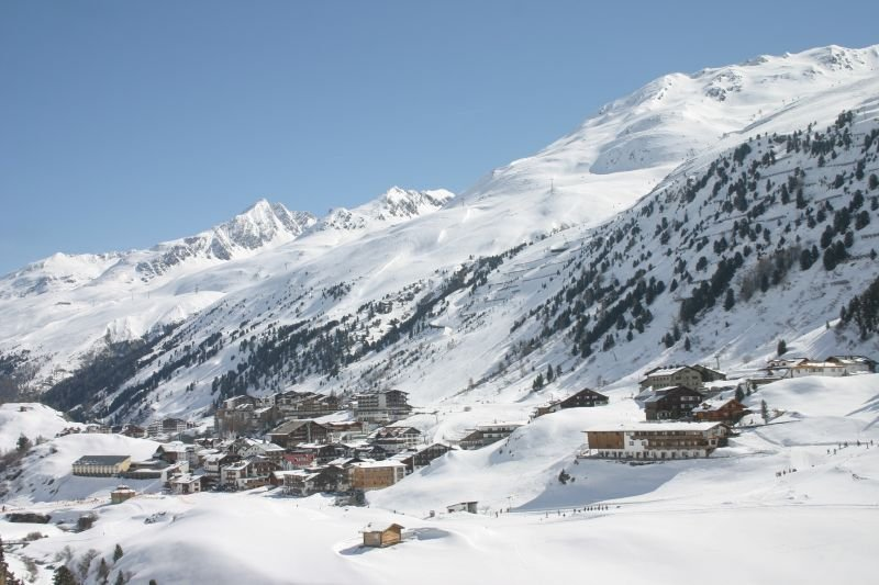 High-altitude Obergurgl-Hochgurgl never disappoints snow seekers - ©Obergurgl Tourism