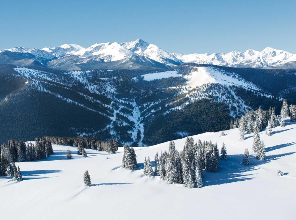 Scenic Vail, CO. Photo by Jack Affleck.
