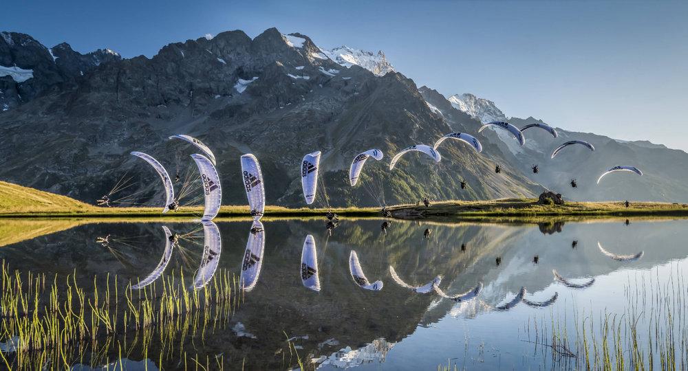 Jean-Baptiste Chandelier kreiert ein wildes Spiegelbild - ©Red Bull Illume | Tristan Lebeschu
