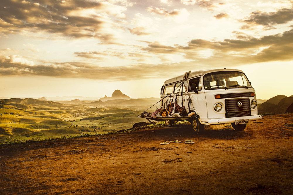 Der Deutsche Frank Kretschmann gehört zu den besten Kletterfotografen weltweit. Hier war er mit Mayan Smith Gobat unterwegs und hat ihren Lebenstil eindrucksvoll in einem Bild darstellen können - ©Red Bull Illume | Frank Kretschmann