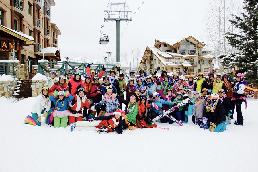 2016 Women's Ski & Wellness Week, Telluride, Colorado - © Telluride Ski Resort