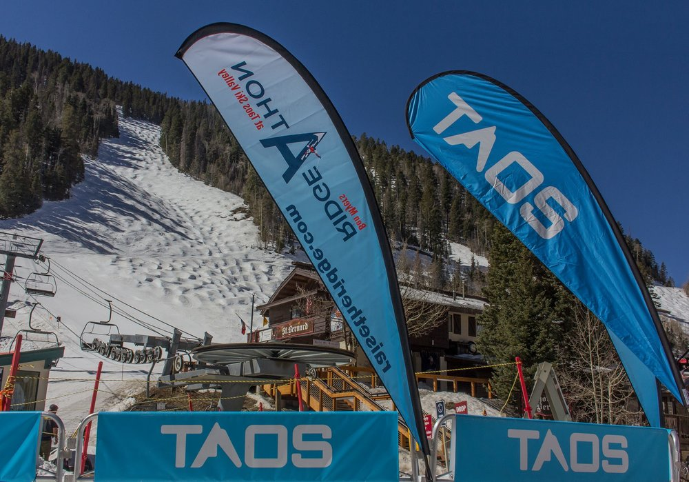 Ben Myers Ridge-A-Thon - © Join us for the 21st Annual Ben Myers Ridge-A-Thon at Taos Ski Valley on March 17th & 18th, 2017!