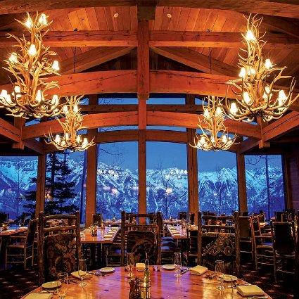 Allred's Restaurant, Telluride, Colorado - © Telluride Ski Resort