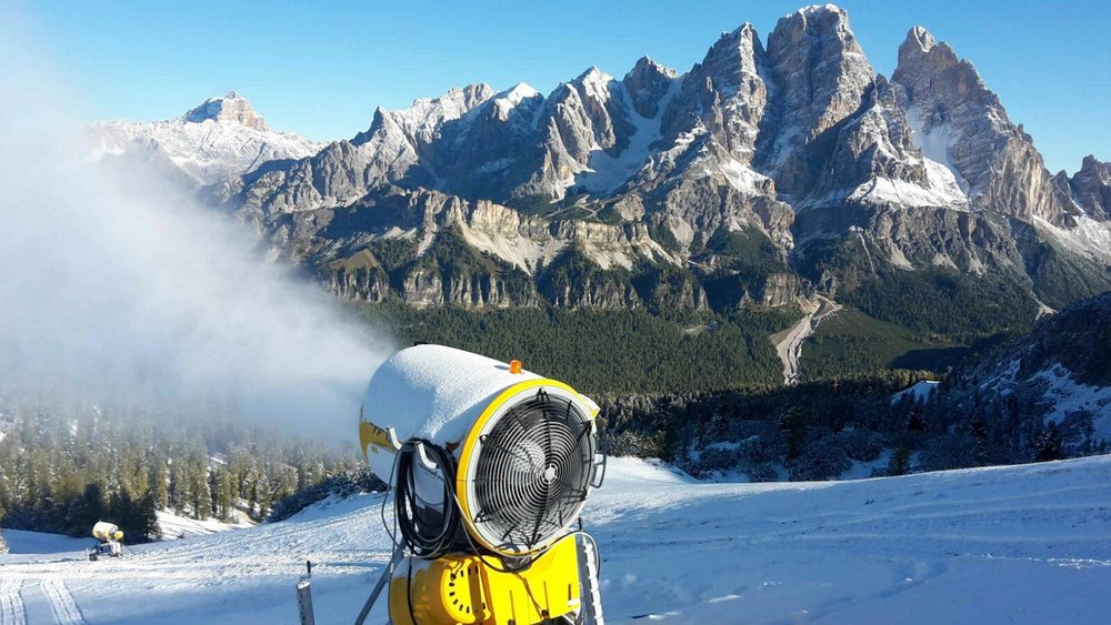 Cortina - ©Dolomiti Superski Facebook