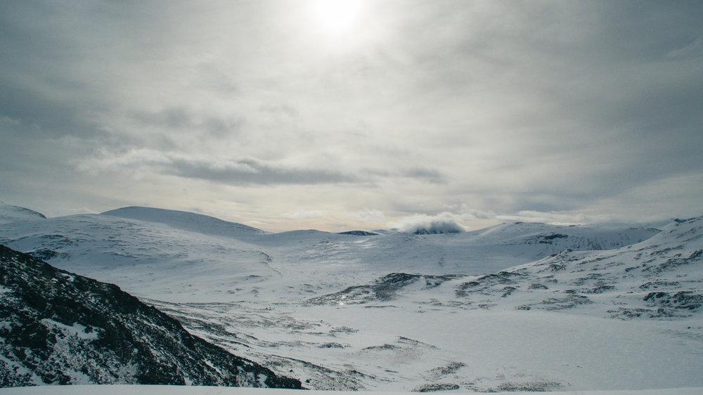 Vakker natur i Jotunheimen. - ©Tor Berge - Norexplore
