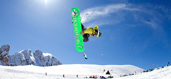 (generique) - Snowboard freestyle 2