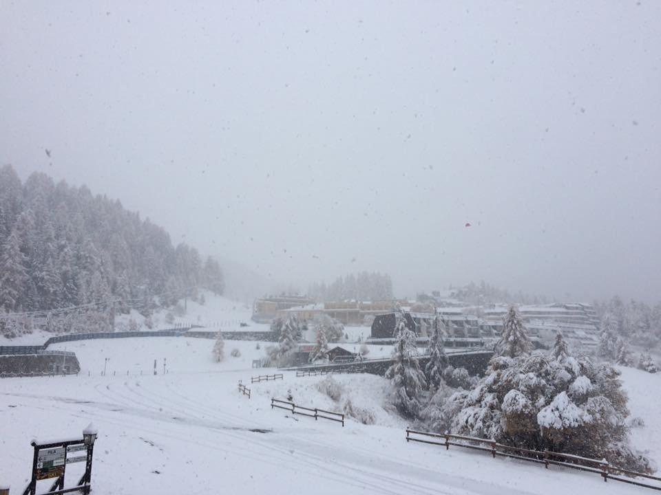 Pila 05.11.16 - © Pila Valle d'Aosta Facebook