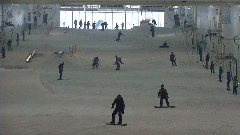 Skidome Terneuzen