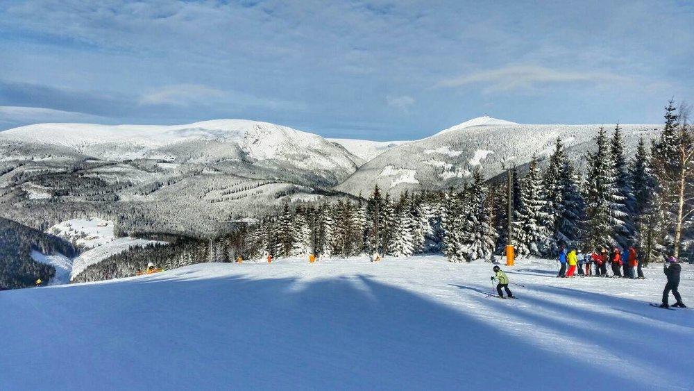 Černá hora - Janské Lázně 7.1.2017 - © SkiResort ČERNÁ HORA - PEC