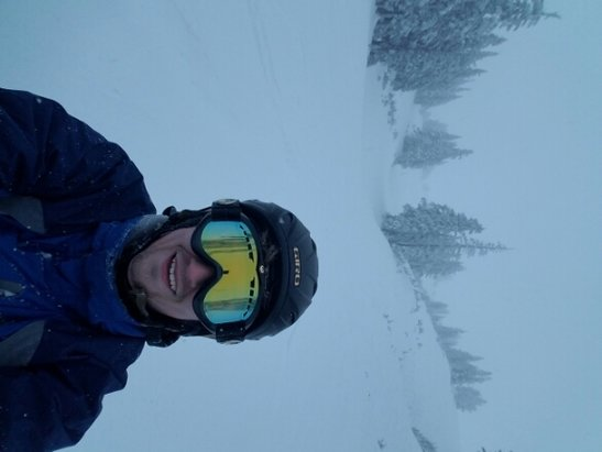 Mt. Bachelor - awesome day, great snow for early season! - © anonymous