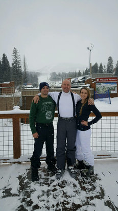 Breckenridge - Airline tickets $1,200 Lift tickets $1,200 Skiing with my kids Priceless!!! - ©iPhone (2)