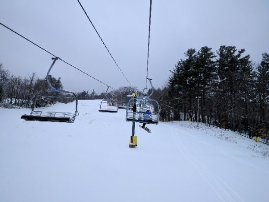 Gunstock - Great day. New snow made for nice conditions - © anonymous