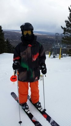 Camelback Mountain Resort - Good 1st day.  - © anonymous