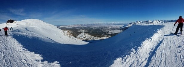 Mammoth Mountain Ski Area - First time but man it was awesome!  Comparable to Copper out in Colorado! - ©anonymous