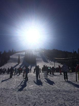 Deer Valley Resort - Great last day of 2016 ski day!  - ©UntouchedPowder